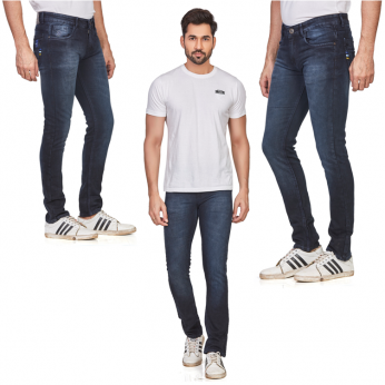 Denim Vistara Men's Casual Classic Jeans