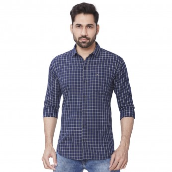 Checks Kaprido Shirt For Men