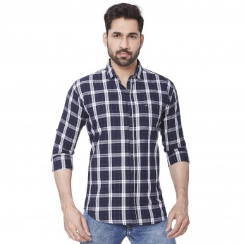 Checks Kaprido Shirt For Men's