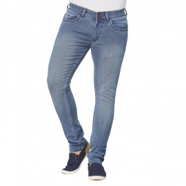 Denim Vistara Men's Blue Slim Fit Jeans latest fit