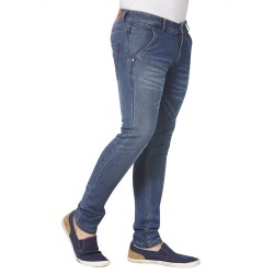Denim Vistara Men's Blue Comfort Fit Jeans
