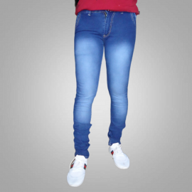Men's Casual and Classic Blue Nero Jeanss At Rs. 395