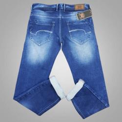 Royal Spider - Blue Regular Fit Jeans For Men's RS-5010