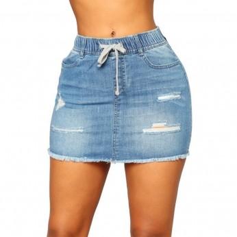 Denim Vistara - Women's Denim Skirt