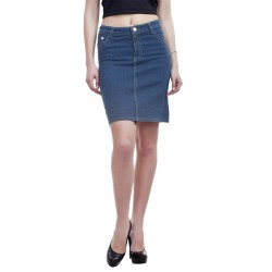 Denim Vistara - Women's Denim Skirt