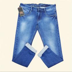 Royal Spider - Regular Fit Blue Jeans For Men's
