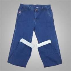 Denim Vistara - Straight Fit Jeans Trouser For Men's