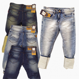 Men's Regular  Jeans 3 colours Set.