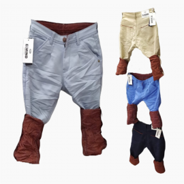 DVG - Wholesale Men's Denim Jeans 6 Dusty Colours Set