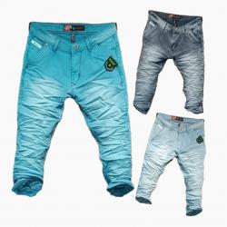 Men's Stretchable Dusty Color Denim Jeans