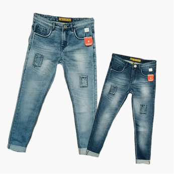 Men's Stretchable Denim Jeans WJ-1002