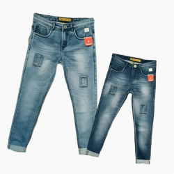 Men's Stretchable Denim Jeans WJ-1002