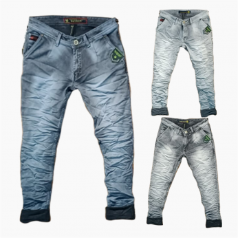 Buy Wholesale Stylish Men's Jeans WJ-1004