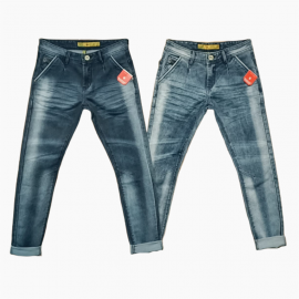 Stylish Men's Denim Torn Jeans