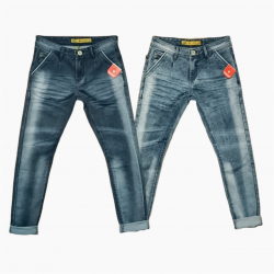 Stylish Men's Denim Torn Jeans