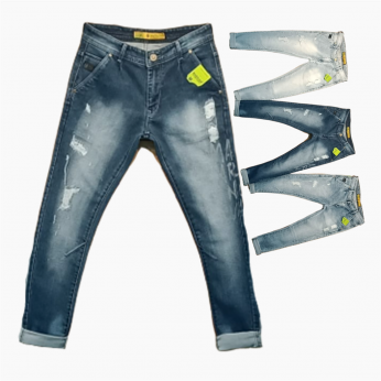 Men Stylish Damage jeans Wholesale Price.WJ-1008
