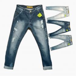 Men Stylish Damage jeans Wholesale Price.WJ-1008