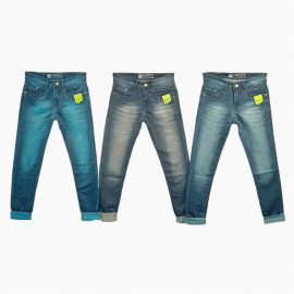 Wholesale - Men's Regular Fit jeans