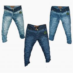 Wholesale - Men's Wrinkle Denim Jeans
