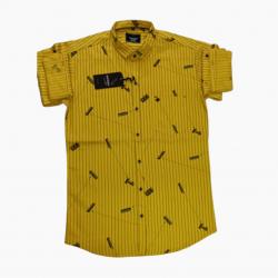 Wholesale - Kaprido Cotton Printed Mens Shirts