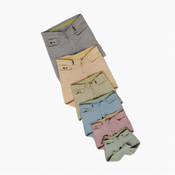 Wholesale Men's Denim Jeans 6 Dusty Colours Set.