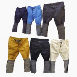 Wholesale - 6 Dusty Colours Men's Jeans GTU-0005