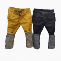 Wholesale - 6 Dusty Colours Men's Jeans