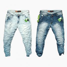 Wholesale - Dusty 2 Colour Regular Fit Stretchable Men Jeans WJ-1029