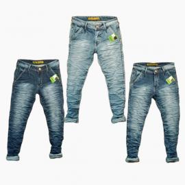 Men's Denim Jeans 3 Colour Set Wholesale Price. 575.