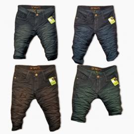 Wholesale Men's Denim Jeans 3 Colour Set. WJ-1031