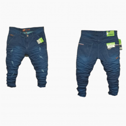 Wholesale Regular Men Jeans damage jeans