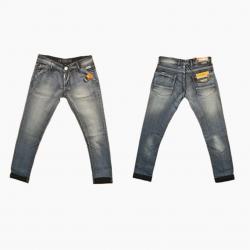 Wholesale Latest Fashion Denim Ripped Men Jeans