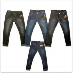 Wholesale Latest Fashion Denim Ripped Men Jeans WJ-1038