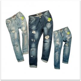Men's Stylish Damage jeans Wholesale Price.