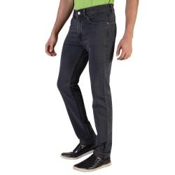 Denim Vistara Men's Grey Slim Fit Jeans