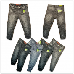 Wholesale Stylish Straight Mens Jeans WJ-1047