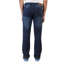 Men's Blue Slim Fit  Denim Vistara Jeans
