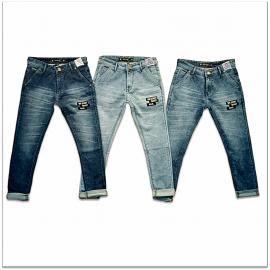 Mens Comfort Fit Jeans
