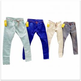 Wholesale - 4 Dusty Colours Men's Jeans