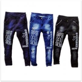 DVG - Funky Men's Denim Jeans