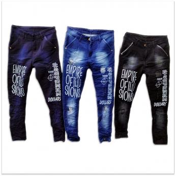 DVG - Funky Men's Jeans GTU-0014