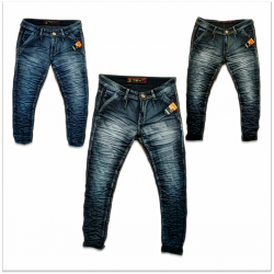 Wholesale Stylish Straight Mens Jeans WJ-1046