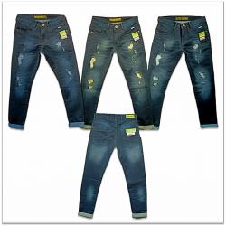 Wholesale - Men's Denim Ripped Jeans