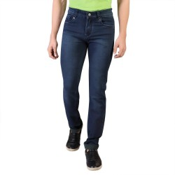 Denim Vistara Men's Navy Slim Fit Jeans