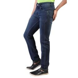 Denim Vistara Men's Navy Slim Fit Jeans