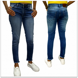 Denim Vistara Blue Jeans For Girl's.