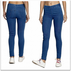 Denim Vistara - Women's Cotton Denim Jeggings