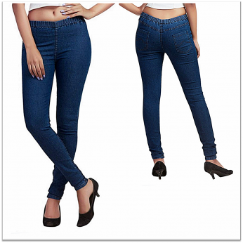 Denim Vistara - Women Blue Denim Jeggings