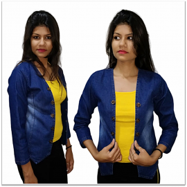 DVG - Denim Jacket For Women