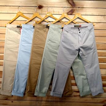 Mens Regular Fit Cotton Trouser WJ-0005